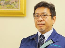 代表取締役社長 渡部雄治